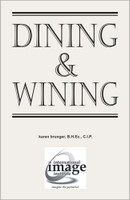 Dining & Wining booklet for branding