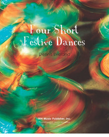 Four Short Festive Dances