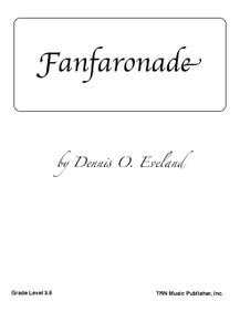 fanfaronade cover