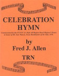 Celebration Hymn