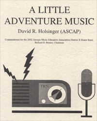 A Little Adventure Music