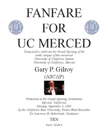 Fanfare For U.C. Merced
