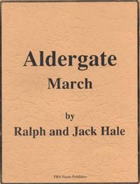 Aldergate March