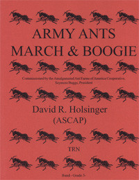 Army Ants March and Boogie