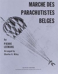 Marche Des Parachutistes Belges