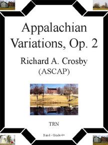 Appalachian Variations, Op. 2