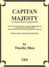 Capitan Majesty