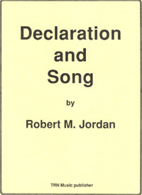 Declaration and Song