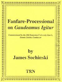 Fanfare-Processional on Gaudeamus Igitur