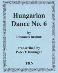 Hungarian Dance # 6