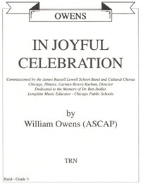 In Joyful Celebration