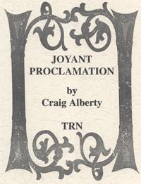 Joyant Proclamation