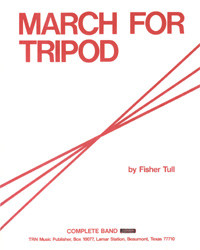 March for Tripod