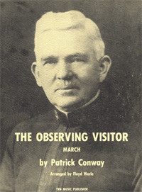 Observing Visitor (March)
