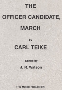 Officer Candidate March, The