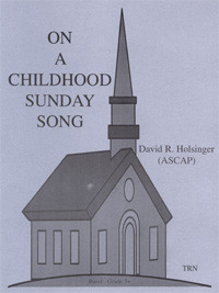 On a Childhood Sunday Song