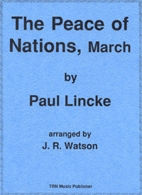Peace of Nations, The (March)