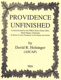 Providence Unfinished