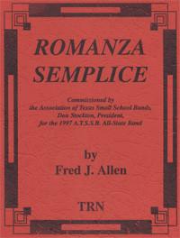 Romanza Semplice