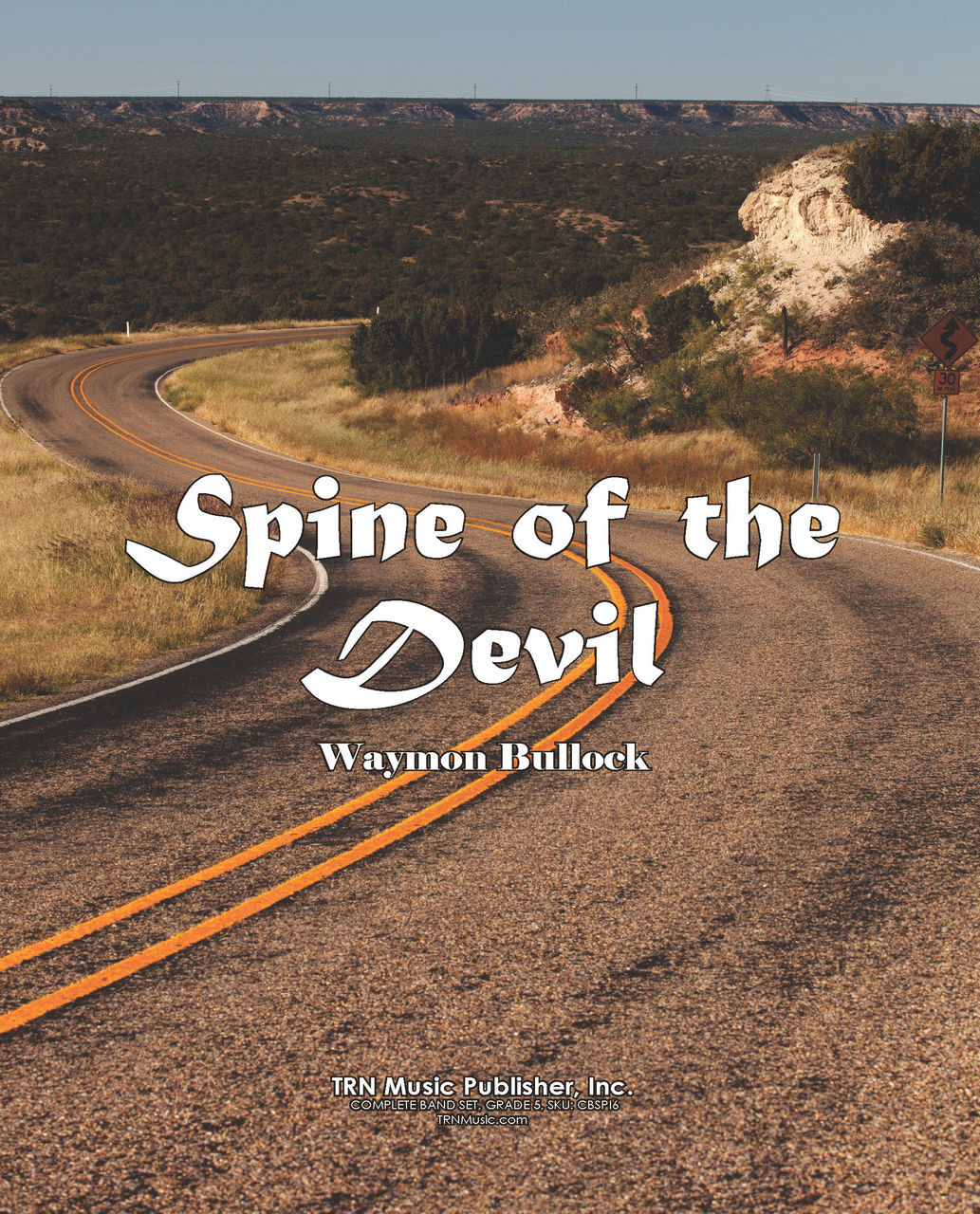 Spine of the Devil (March) - TRN Music Publisher