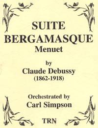 Suite Bergamasque, Menuet