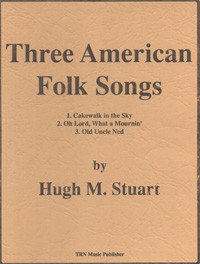 Three American Folk Songs