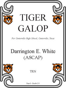 Tiger Galop (March)