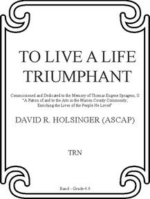 To Live a Life Triumphant