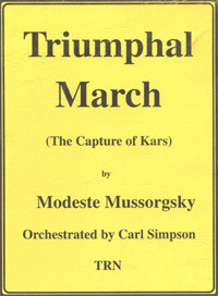 Triumphal March (The Kapture of Kars)