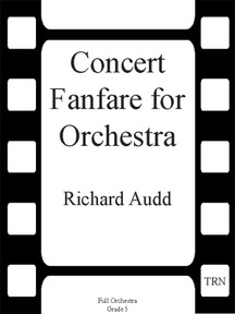 Concert Fanfare for Full Orchestra