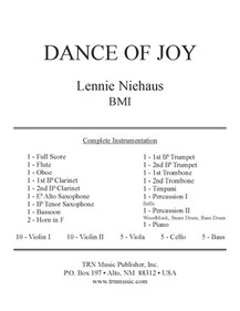 Dance of Joy