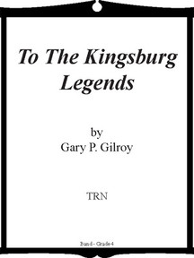 To the Kingsburg Legends