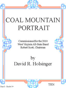 Coal Mountain Portrait
