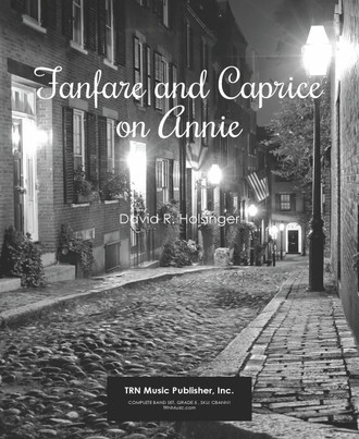 """Fanfare and Caprice on """"Annie Lisle"""""""