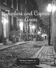 "Fanfare and Caprice on ""Annie Lisle"""