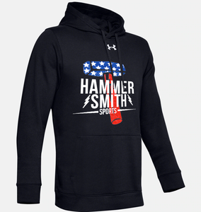 Hammer Smith Sports flag Hammer Hoodie