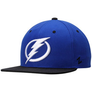 Zephyr Tamp Bay Lightning Z11 Royal Blue Cap