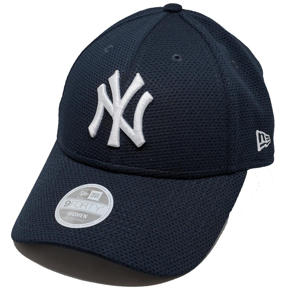 New Era 9Forty New York Yankees Mesh Womens Cap Navy  001199313f