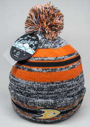 Zephyr Anaheim Mighty Ducks Beanie