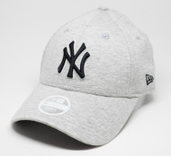 New Era 9Forty New York Yankees Heather Jersey Ladies Cap