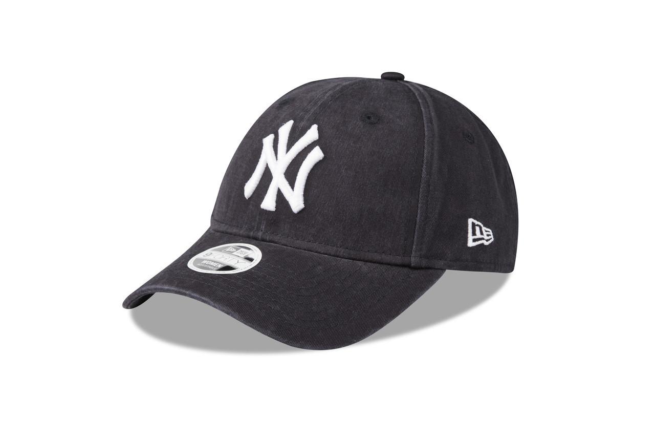 b81f25f8 New Era 9Forty New York Yankees Ladies Cap Navy | Fancaps