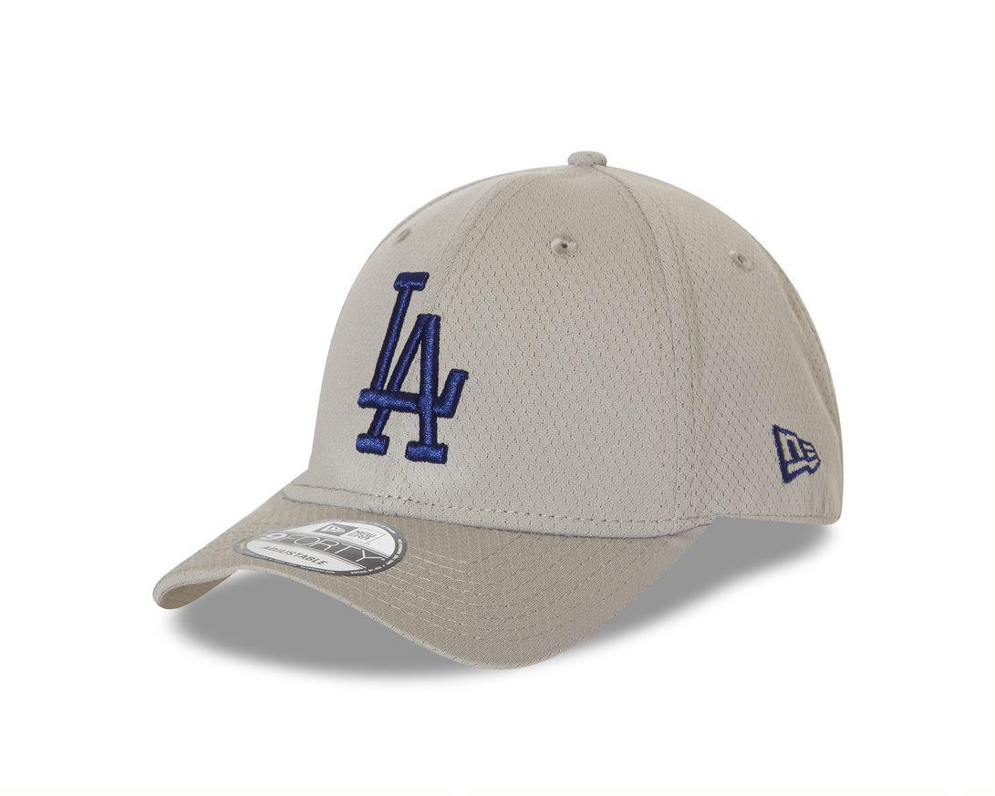 New Era 9Forty LA Dodgers Grey Cap  528e47f5b5