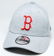 New Era 39Thirty Boston Red Sox Grey Cap