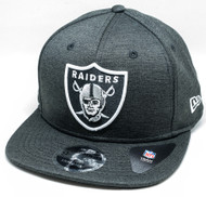 New Era 9Fifty Oakland Raiders Cap Black