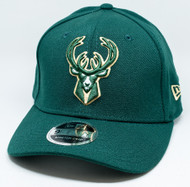 New Era 9Fifty Milwaukee Bucks Cap Green