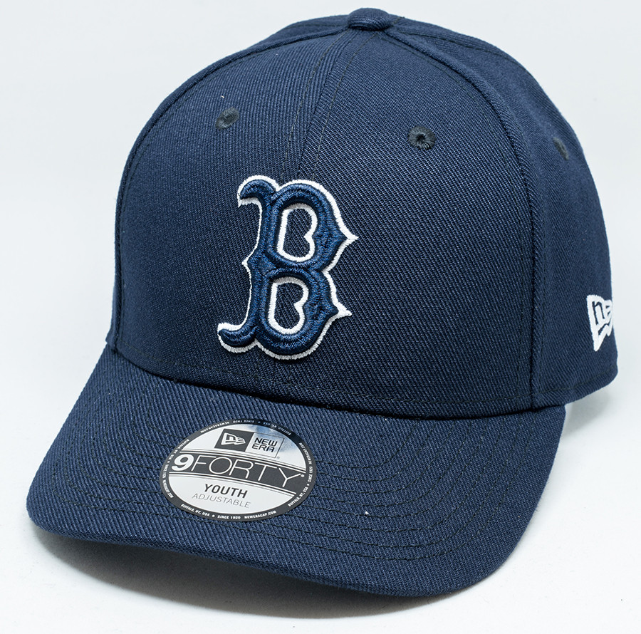 d602f46a New Era 9Forty Red Sox Youth Cap | Fancaps