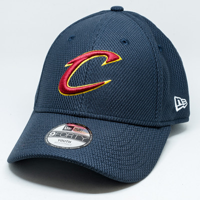 New Era 9forty Cleveland Cavaliers Youth Navy Cap