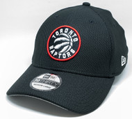 New Era 39Thirty Toronto Raptors Black Cap