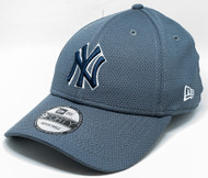 New Era 9Forty New York Yankees Cap Grey