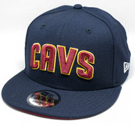 New Era 9Fifty Cleveland Cavaliers Cap